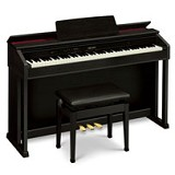 CASIO Celviano Digital Piano [AP-460] - Black - Digital Piano